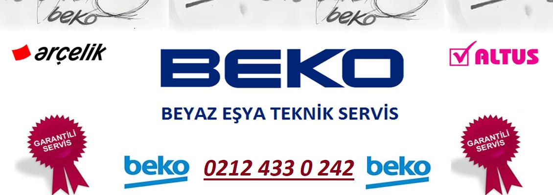 Beko Servis 0212 433 02 42